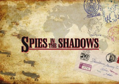 Spies In The Shadows