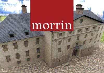 Morrin / 3D Buildings